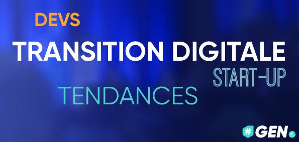 La transition digitale : une option hier, une nécessité aujourd'hui, inévitable pour demain.