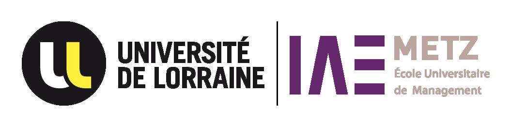 L'IAE Metz School of Management est depuis 30 ans une École Universitaire de Management de l'Université de Lorraine, membre du réseau IAE France. Créé en 1988, l'IAE Metz propose des enseignements de qualité allant de la licence 3 au master 2, dans les domaines de la Gestion, des Ressources Humaines, du Digital, de l'Immobilier, du Management, de l'Innovation, des Finances ... Connecté à l'entreprise par l'intermédiaire des stages obligatoires, de ses intervenants professionnels, des partenariats, des programmes de recherche menés par les équipes académiques : l'IAE Metz fait de la réussite étudiante sa priorité.