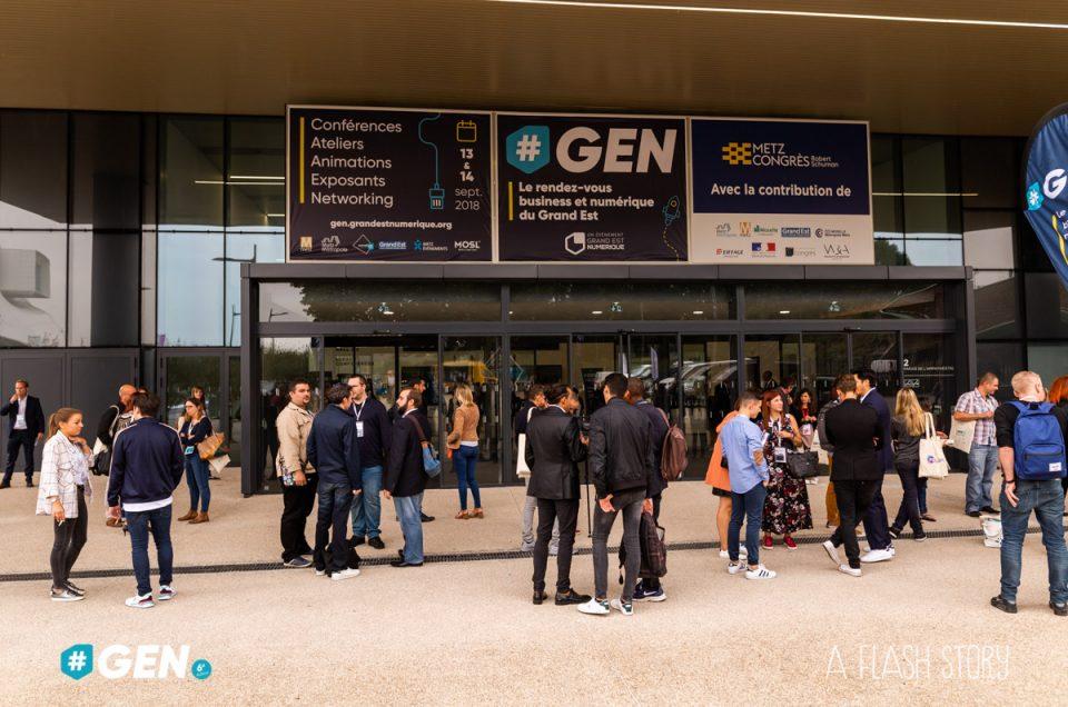 Retour sur la première journée de #GEN2018
