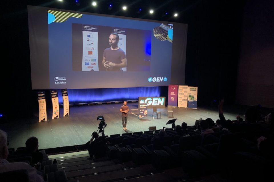Conférence : Disruption : notre nouveau monde avec l'intelligence artificielle