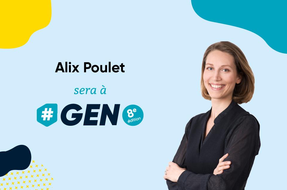 Alix Poulet, CEO de LEETCHI.COM