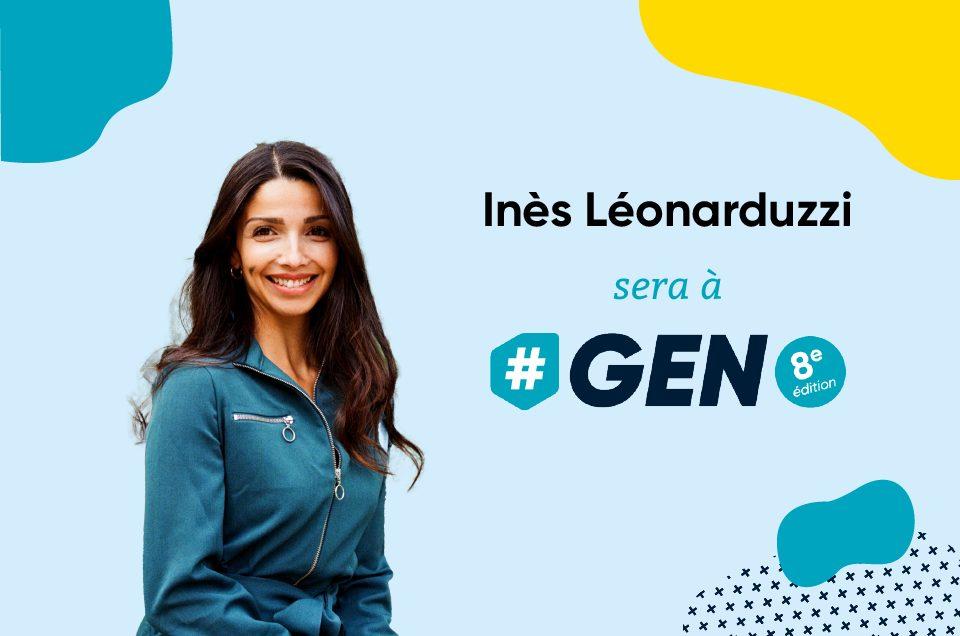 Ines Léonarduzzi : une conférence inaugurale à ne pas manquer