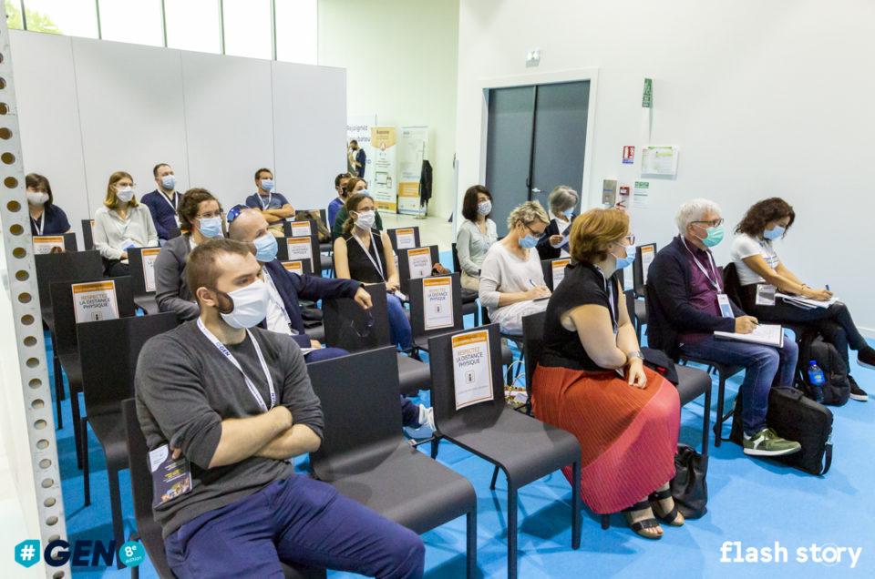 «Droit et IA», la conférence de Jehanne Dussert à #GEN2020
