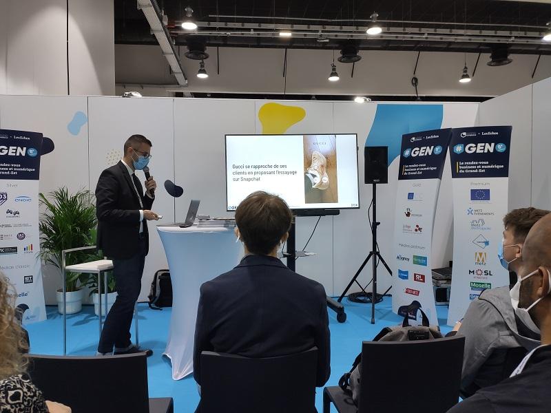 L'évolution et l'avenir des technologies immersives AR, VR, ER : découvrez la conférence de Mathieu Flaig à #GEN2020